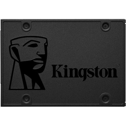 "Kingston Kingston 120GB A400 SATA 3 2.5"" Internal SSD SA400S37/120G - HDD Replacement for Increase Performance"