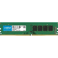 Crucial Crucial 8GB DDR4 2666 MT/s (PC4-21300) UDIMM 288-Pin Memory - CT8G4DFRA266