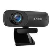 Cryo-PC Cryo-PC USB 4K 4096x2160 HD Webcam with Mic, for PC Monitor Laptop Desktop (Web Cam)