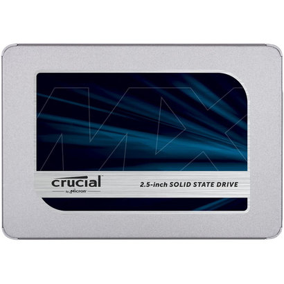 Crucial Crucial MX500 1TB 3D NAND SATA 2.5 Inch Internal SSD, up to 560MB/s - CT1000MX500SSD1(Z)