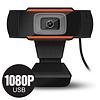 Cryo-PC Cryo-PC USB 1080p HD Webcam with Mic, for PC Monitor Laptop Desktop (Web Cam)