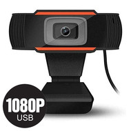 Cryo-PC USB 1080p HD Webcam with Mic, for PC Monitor Laptop Desktop (Web Cam)