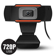 Cryo-PC USB 720p Webcam with Mic, Monitor Mount Type (Web Cam)