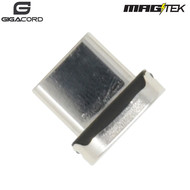 Gigacord Gigacord Type-C MAGtek Magnetic Charging/Sync Connector, 3A, Fast Charge *Compatible with all MAGtek Cables