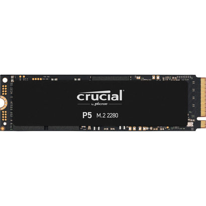 Crucial Crucial P5 1TB 3D NAND NVMe Internal SSD, up to 3400MB/s - CT1000P5SSD8