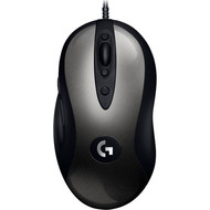 Logitech Logitech G MX518 Gaming Mouse Hero Sensor 16, 000 Dpi Arm Processor 8 Programmable Buttons