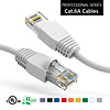 15 Foot Cat6A UTP Ethernet Network Booted Cable 24AWG Pure Copper, White Cat-6A (15Ft.)