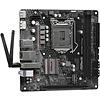 ASRock ASRock H410M-ITX/AC LGA 1200 Intel H410 SATA 6Gb/s Mini ITX Intel Motherboard