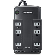 CyberPower CyberPower CP350SLG 350 VA 255 w 6 Outlets Compact UPS