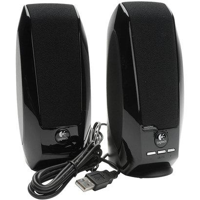 Logitech Logitech S150 USB Speakers with Digital Sound S-150, Black