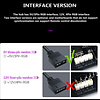 Gigacord ASUS ROG 4-Pin PWM Fan Power Supply Cable 1 to 10 Splitter 10 Way Hub 15 Pin SATA Powered PC Case Internal Motherboard Extension Cable Cord for ATX Computer Case 4Pin and 3Pin ARGB Cooling Fans