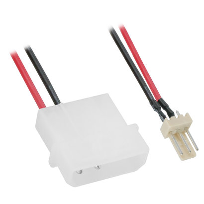 """5"""" 3Pin Fan to 4Pin Molex Power Adapter Cable"""