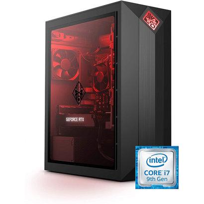 HP HP OMEN Obelisk Desktop I7-9700, 16GB RAM, RTX 2070-8GB, 512GB-SSD, 4TB HDD