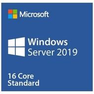Microsoft Microsoft Windows Server 2019 Standard, 16 core 64 BIT