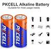PKCELL Ultra digital Alkaline Battery 1.5V LR1, Blister Card