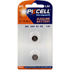 PKCELL AG3 1.5V Alkaline Button Cell Battery (Choose Quantity)