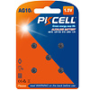 PKCELL AG10 1.5V Alkaline Button Cell Battery (Choose Quantity)