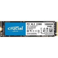 Crucial Crucial P2 1TB 3D NAND NVMe PCIe M.2 SSD - CT1000P2SSD8