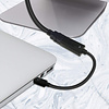 6 inch Mini DisplayPort Male to HDMI Female Adapter, Black