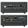 ZOTAC ZBOX-CI325NANO-U Series Nano Fan-Less Mini PC Intel N3160 Quad-Core CPU Silent Performance Barebone System, No SSD, No RAM, No OS