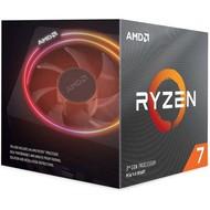 AMD AMD Ryzen 7 3700X 8-Core, 16-Thread Unlocked Desktop Processor with Wraith Prism LED Cooler