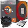 AMD AMD RYZEN 5 3400G 4-Core 3.7 GHz (4.2 GHz Max Boost) Socket AM4 65W Desktop Processor Radeon RX Graphics, with Heatsink/Fan