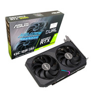 ASUS ASUS Dual GeForce RTX 3060 OC Video Graphics Card DUAL-RTX3060-O12G