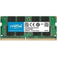Crucial Crucial RAM 16GB DDR4 2666 MHz SODIMM CL19 Laptop Memory CT16G4SFRA266