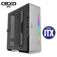 Cryo-PC Cryo-PC Mini ITX Custom i3-10100, 16GB RAM, 256GB M.2 SSD, Win10 Pro