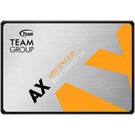 Teamgroup TEAMGROUP AX2 1TB 3D NAND TLC 2.5 Inch SATA III Internal Solid State Drive SSD (Read Speed up to 540 MB/s) Compatible with Laptop & PC Desktop T253A3001T0C101