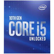 Intel Intel Core i5-10600K Desktop Processor 6 Cores up to 4.8 GHz Unlocked  LGA1200 (Intel 400 Series Chipset) 125W