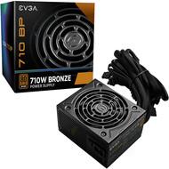 EVGA EVGA 710 BP, 80+ BRONZE 700W + 10W, 3 Year Warranty, Power Supply 100-BP-0710-K1, 710W