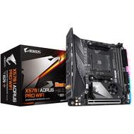 Gigabyte GIGABYTE X570 AORUS Pro Wi-Fi (AMD Ryzen 3000/X570/Mini-Itx/PCIe4.0/DDR4/USB 3.1/Realtek ALC1220-Vb/DisplayPort 1.4/2xHDMI 2.0B/RGB Fusion 2.0/Gaming Motherboard)