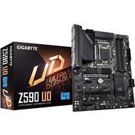 Gigabyte GIGABYTE Z590 UD (LGA 1200/ Intel Z590/ ATX/ Triple M.2/ PCIe 4.0/ USB 3.2 Gen 2/ 2.5GbE LAN/ Motherboard)