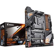 Gigabyte GIGABYTE Z390 AORUS PRO Wi-Fi (Intel LGA1151/Z390/ATX/2xM.2 Thermal Guard/Onboard AC Wi-Fi/RGB Fusion/Gaming Motherboard)