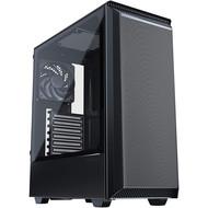 Phanteks Phanteks Eclipse P300A (PH-EC300ATG_BK01) high airflow full-metal mesh design, compact ATX Mid-tower, 120mm black case fan, Black