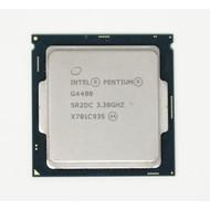 Intel Intel Pentium G4400 Skylake Dual-Core 3.3 GHz LGA 1151 54W BX80662G4400 Desktop Processor CPU Intel HD Graphics 510 (Open Box)