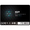 """Silicon Power SP 256GB SSD 3D NAND A55 SLC Cache Performance Boost SATA III 2.5"""" 7mm (0.28"""") Internal Solid State Drive (SP256GBSS3A55S25)"""