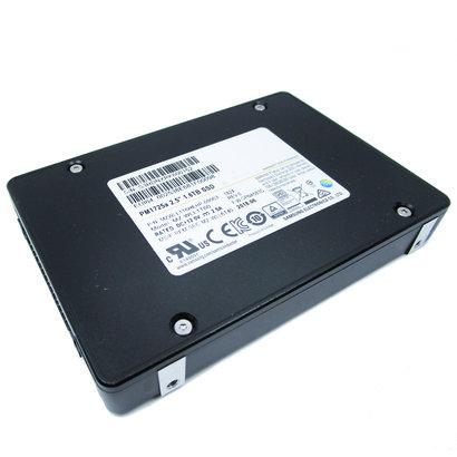 "Intel Samsung PM1725a 1.6TB PCIe 3.0 x4 NVMe U.2 SAS 2.5"" SSD MZ-WLL1T60 MZ-WLL6T40, Refurb"
