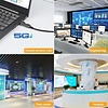 Gigacord Gigacord 35M (115Ft) USB 3.0 AOC Fiber Male Female Extension Cable