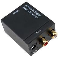 AD101 Analog to Digital Audio Powered Converter