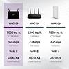 Netgear NETGEAR Wireless Desktop Access Point (WAC104) - WiFi 5 Dual-Band AC1200 Speed   3 x 1G Ethernet Ports   Up to 64 Devices   WPA2 Security   Desktop   802.11ax