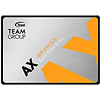 Teamgroup TEAMGROUP AX2 512GB 3D NAND TLC 2.5 Inch SATA III Internal Solid State Drive SSD (Read Speed up to 540 MB/s) Compatible with Laptop & PC Desktop