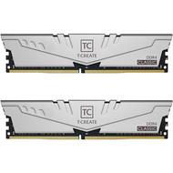 Teamgroup TEAMGROUP T-Create Classic 10L DDR4 16GB Kit (2 x 8GB) 3200MHz (PC4 25600) CL22 Desktop Memory Module Ram - TTCCD416G3200HC22DC01