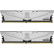 Teamgroup TEAMGROUP T-Create Classic 10L DDR4 32GB Kit (2 x 16GB) 2666MHz (PC4 21300) CL19 Desktop Memory Module Ram
