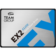 Teamgroup TEAMGROUP EX2 1TB 3D NAND TLC 2.5 Inch SATA III Internal Solid State Drive SSD (Read/Write Speed up to 550/520 MB/s) Compatible with Laptop & PC Desktop