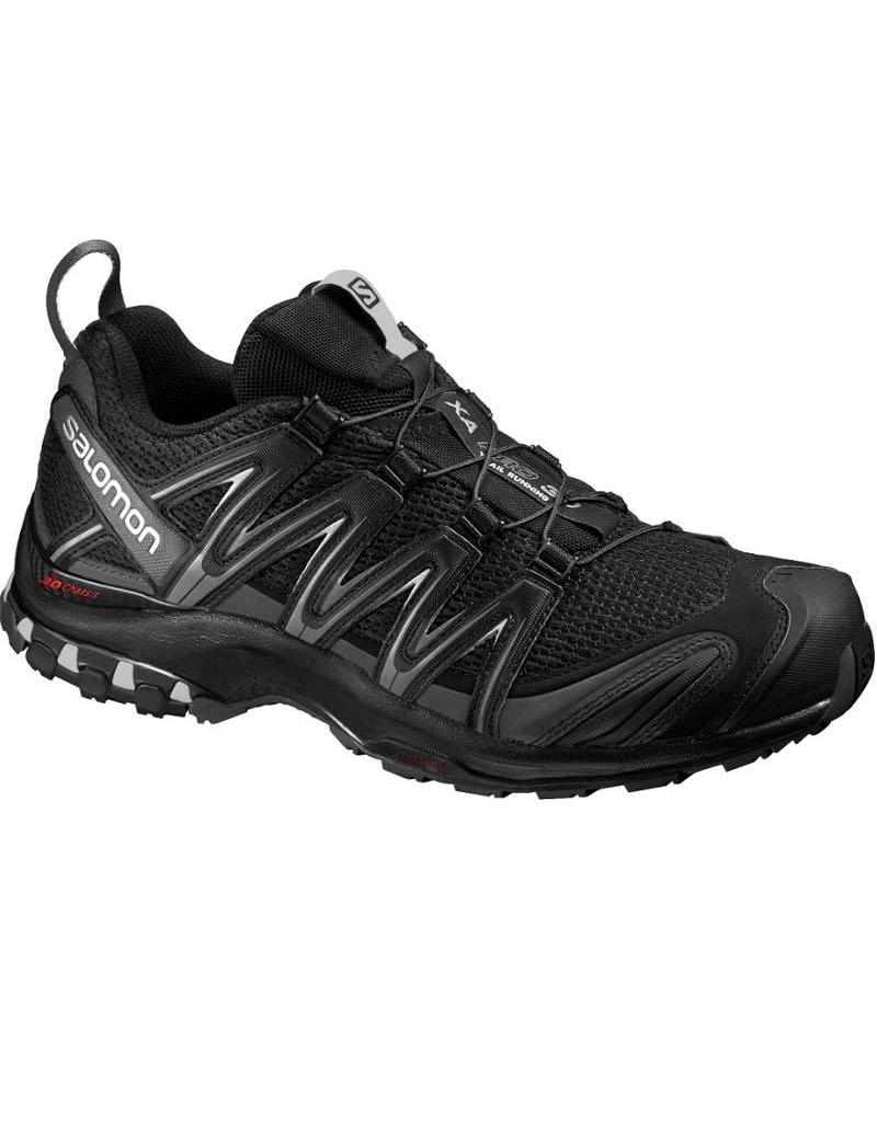 Salomon Mens XA PRO 3D Black/Magnet/Quiet Shade