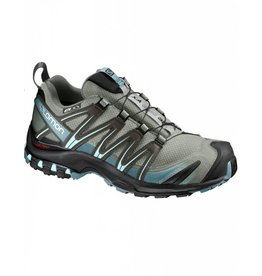 Salomon Womens XA PRO Climashield Waterproof Shadow/Blk/Arctic