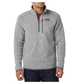 Patagonia Mens Better Sweater 1/4 Zip Stonewash