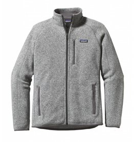 Patagonia Mens Better Sweater Jkt Stonewash